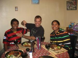 Flamenguista na Africa do sul? So o que me faltava!!! Couchsurfing