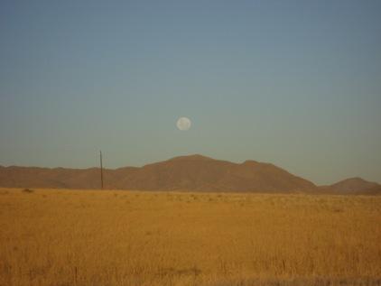 Lua Cheia em Solitaire