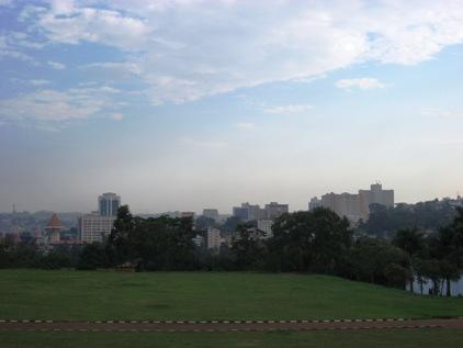 Kampala...