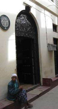 Porta estilo Lamu