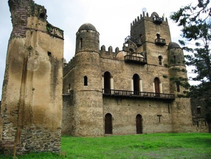 Castelo de Gonder