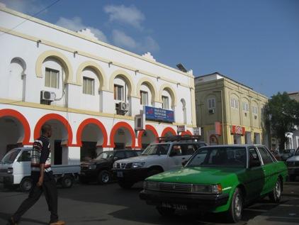 Centao de Djibouti
