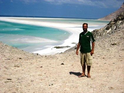 Uma das praias de Galancia