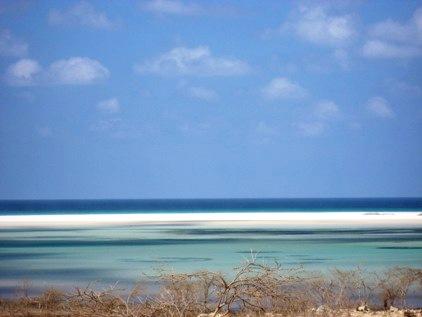 Esta praia e minha!!