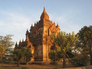 Um dos mais de 4000 templos