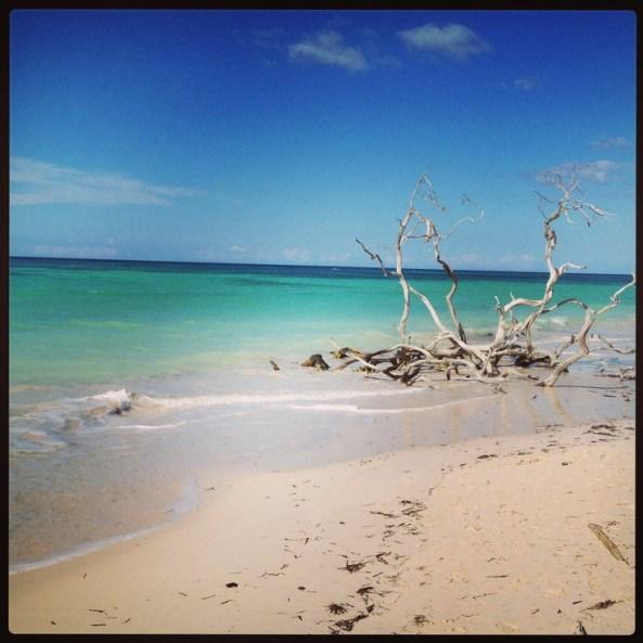 Praias lindas, mas cultura mais interessante