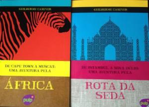 África ou Rota da Seda? Qual o seu destino?