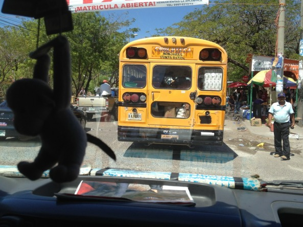 Lotação em Honduras