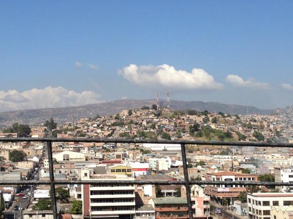Colinas de Tegucigalpa