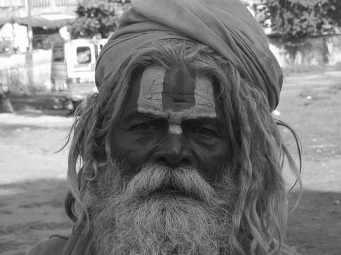 Rostos da India