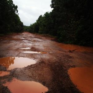 """Estrada """"Trans-Guiana"""""""