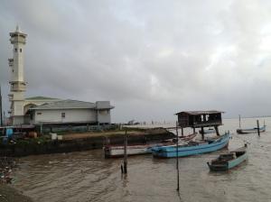 Arredores de Nova Amsterdã - Guiana
