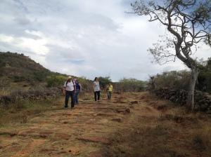 Colombianos Camino Ral