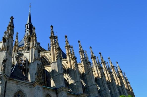 Torres góticas