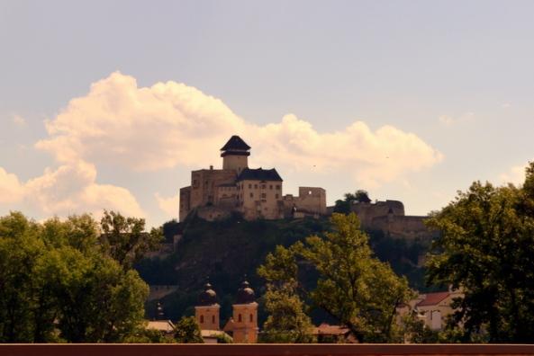 Castelo em Trancin