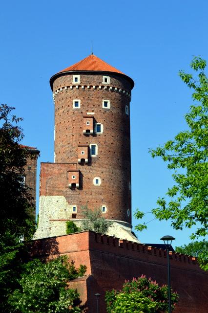 Torre do palácio real