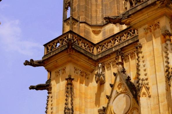 Gargulas na Catedral
