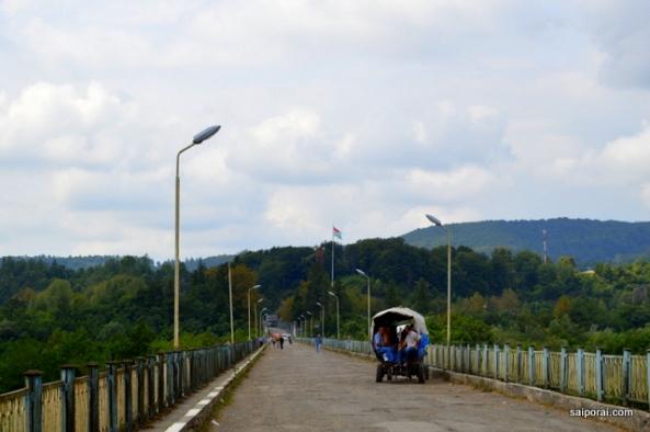 Ponte Georgia x Abecásia
