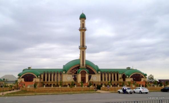 Arredores de Grozny