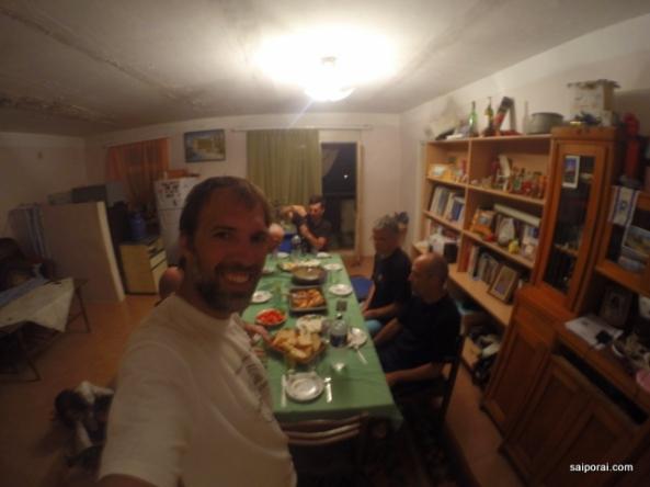 Jantar em Shushi