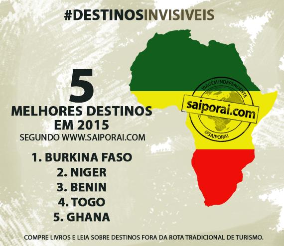 #DestinosInvisíveis