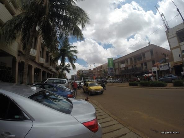Região comercial de Ouaga