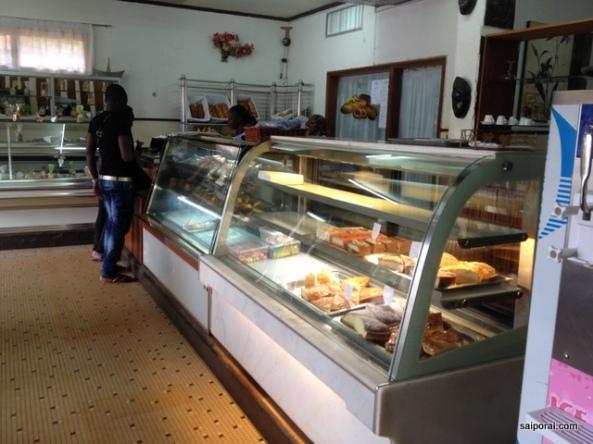 A cultura dos cafés franceses pode se observada nas confeitarias espalhadas pela cidade