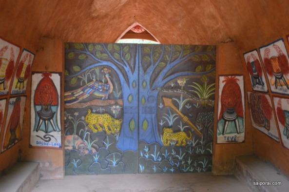 Templo Vudun