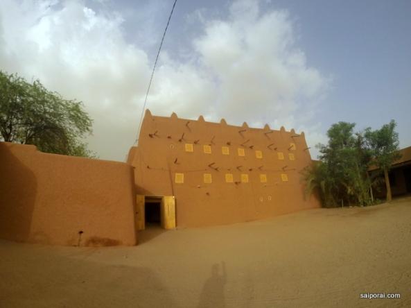 Palácio do Sultão de Agadez