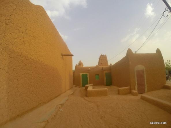 Cidade velha da Agadez