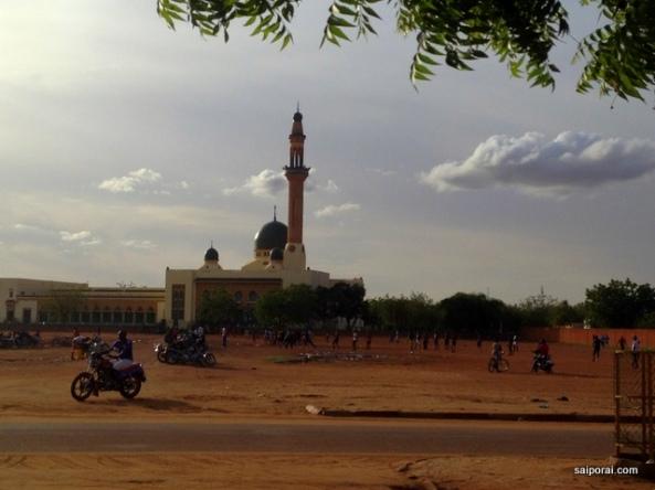 Grande mesquita de Niamey