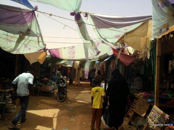 Mercados Agadez