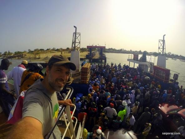 Ferry Banjul-Barra