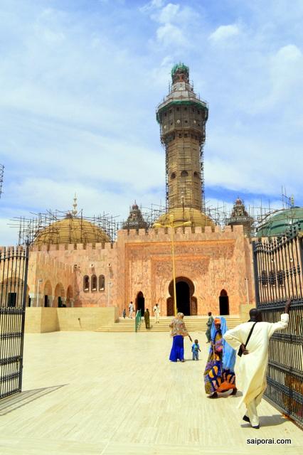 Grande Mesquita de Touba