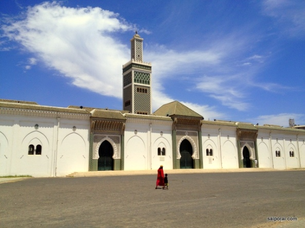 Grande mesquita de Dakar