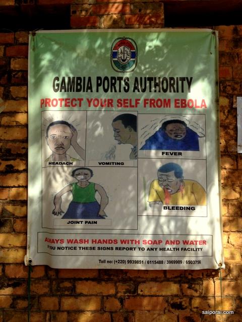 Cuidados com a ebola