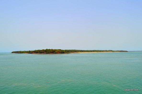 Algumas ilhas desertas