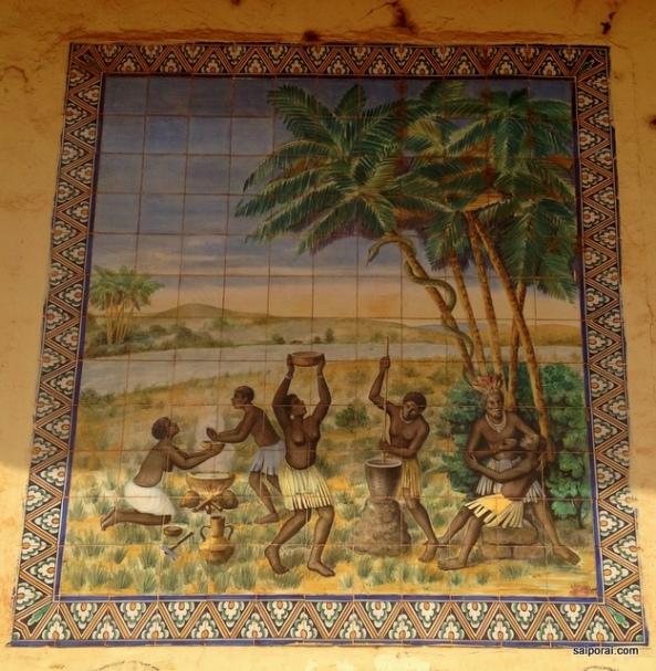 Azulejo de Bissau