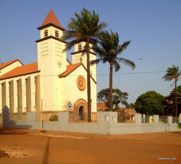 Catedral de Bissau