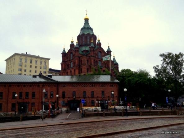 Catedral Uspenski