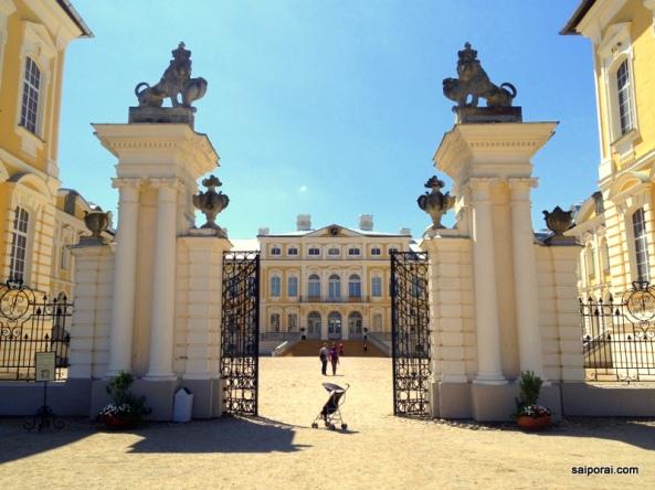 Portões do Pilsrundale