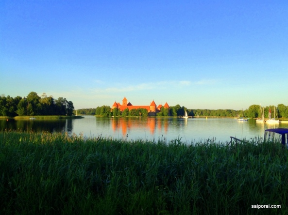 Castelo de Trakai