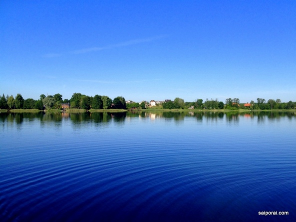 Dezenas de lagos em Trakai