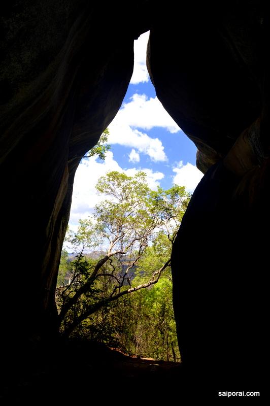 Cavernas em Matobo
